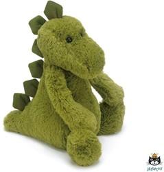 Jellycat knuffel Bashful Dino Medium -31cm