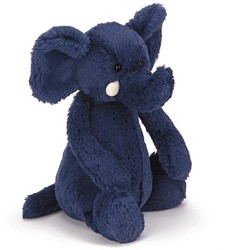 Jellycat  Bashful Blue Elephant Medium - 31cm