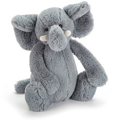 Jellycat Bashful Elephant Medium - 31cm