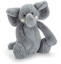 Jellycat knuffel Bashful Elephant Medium -31cm