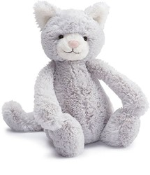 Jellycat  Bashful Kitty Small - 18 cm