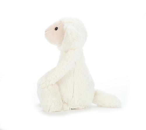 Jellycat Bashful lamb new medium 29 cm-2