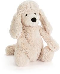 Jellycat knuffel Bashful Poodle Pup Medium -31cm