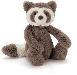 Jellycat Bashful Raccoon Small - 18cm