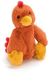 Jellycat Bashful Rooster Medium - 31cm