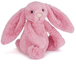 Jellycat knuffel Bashful Sorbet Bunny Medium 31cm