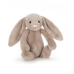 Jellycat Bashful Beige Bunny Chime - 25cm