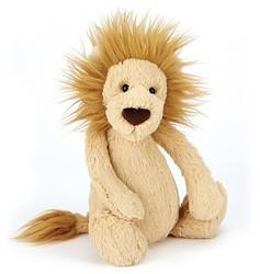Jellycat Bashful Leeuw klein - 18cm