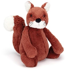 Jellycat Bashful Squirrel Small - 18cm
