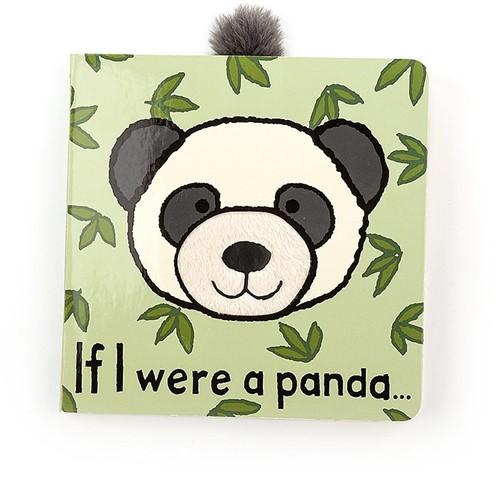 Jellycat Als Ik Een Panda Was Boek