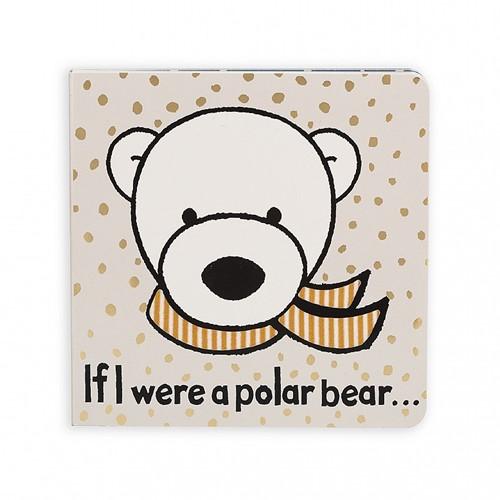 Jellycat If I were a Polar Bear - 15cm