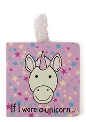 Jellycat If I were a Unicorn Board Book - 15cm