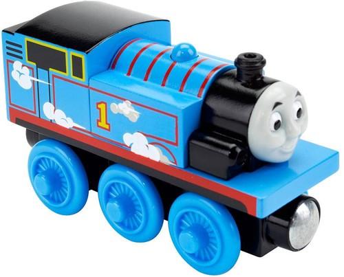 Thomas and Friends  houten trein Thomas licht en geluid-1