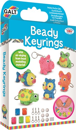 Galt Activity Pack - Beady Keyrings
