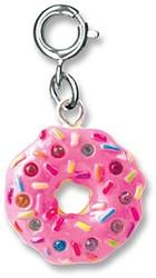 Charm It  sieraden bedeltje donut