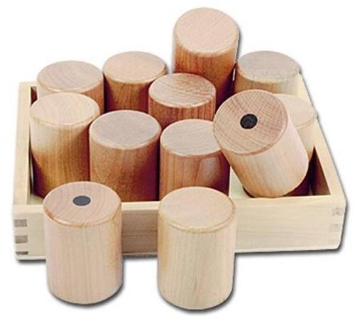 Beleduc  houten kinderspel Senso gewicht