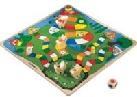 Beleduc  houten kinderspel De gouden appel-2