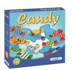 Beleduc  houten kinderspel Candy