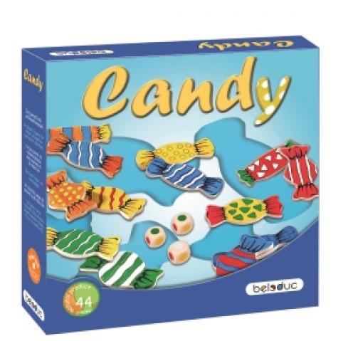 Beleduc  houten kinderspel Candy-1