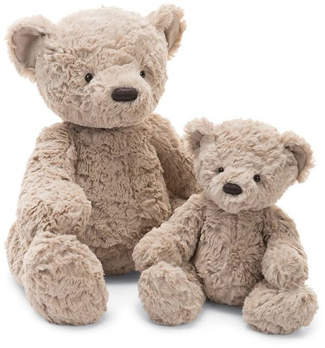Jellycat knuffel Bertie Bear Medium 38cm