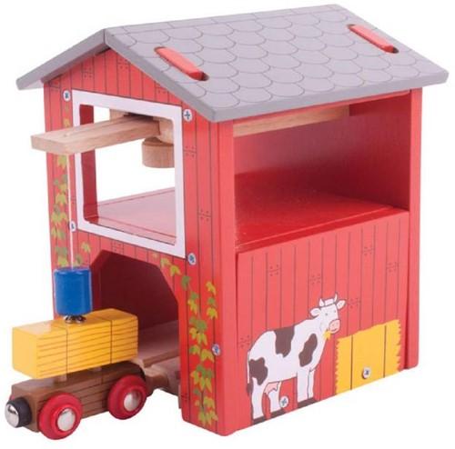 Bigjigs Hay Barn