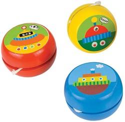BigJigs  kleinspeelgoed Transport jojo