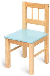 BigJigs Wooden Chair - Blue