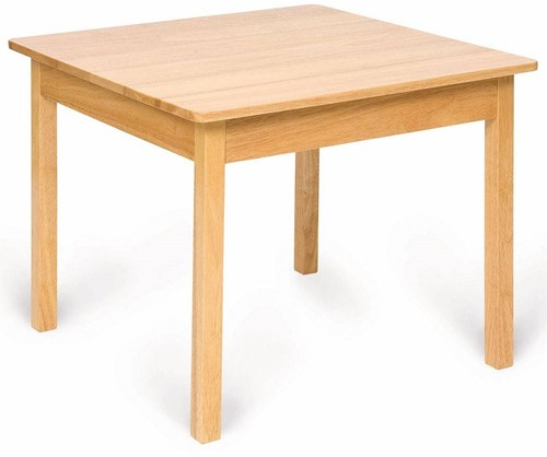 BigJigs Solid Wood Table