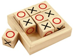 BigJigs Mini Noughts and Crosses (12)