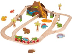 BigJigs Dinosaur Train Set