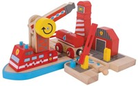 BigJigs Fire Sea Rescue-1