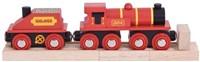 BigJigs Big Red Engine-1