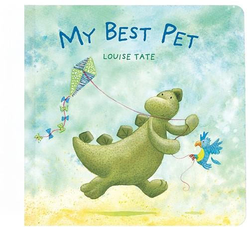 Jellycat Boek Mijn Beste Huisdier