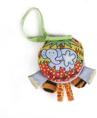 Jellycat Boek Mijn Jungle