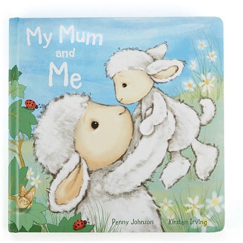 Jellycat Boek Mijn Mama En Ik