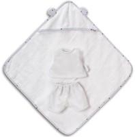 Corolle  Mon Premier poppen kleding Badcape met ondergoed-1