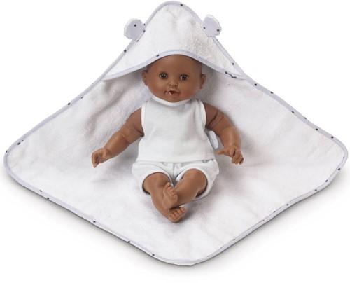 Corolle  Mon Premier poppen kleding Badcape met ondergoed-2