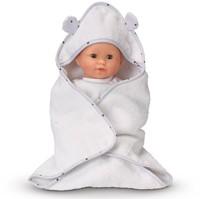 Corolle  Mon Premier poppen kleding Badcape met ondergoed-3