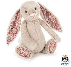 Jellycat Blossom Beige Bunny Large - 36 CM
