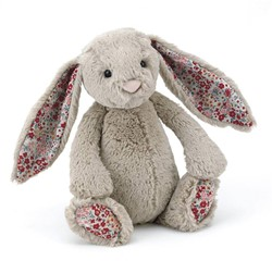 Jellycat Blossom Beige Bunny Small - 18cm