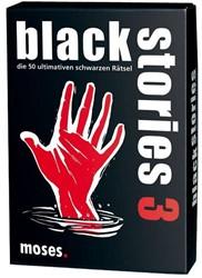 Story Factory raadselspel Black Stories 3