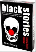 Story Factory raadselspel Black Stories Funny Death