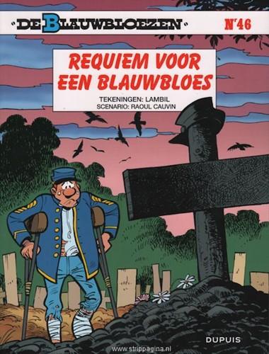 Stripboeken  De Blauwbloezen - Rquiem voor - Nummer 46