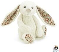 Jellycat knuffel Blossom Cream Bunny Large 36cm-2