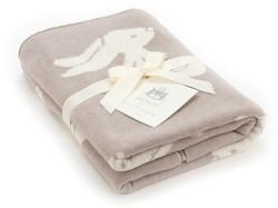 Jellycat Bashful Beige Bunny Blanket - 100cm