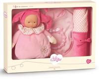 Corolle  Babi Corolle knuffelpop Poppen geboorteset meisje BMD55-1