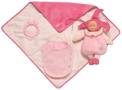 Corolle  Babi Corolle knuffelpop Poppen geboorteset meisje BMD55-3