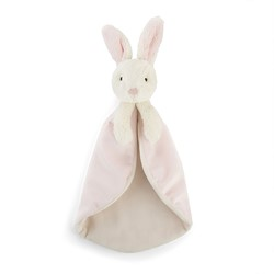 Jellycat Bobtail Bunny Pink Soother - 24cm