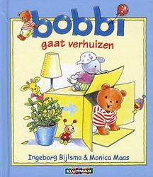 Kinderboeken  avi boek Bobbi gaat verhuizen AVI Start