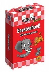 Schoolsupport leerkaarten Quiz it! Beestenboel